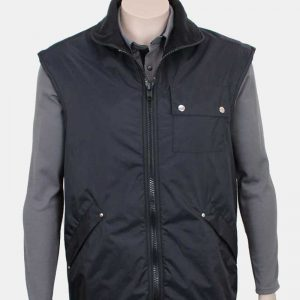 Elements Company Vest Black By Loop Workwear