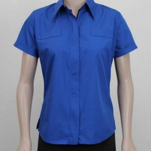 Hayley Ladies Company Shirt By Loop Workwear NZ