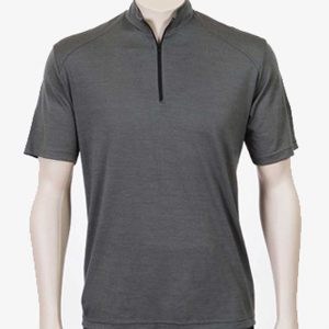Sharp Corporate Merino Mens Shirt Short Sleeve By Loop Workwear