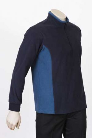 Totara Fleece Company Sweatshirt Angle By Loop Workwear NZ