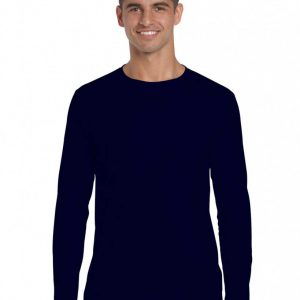 64400-032032 Long Sleeve Cotton-T-Shirts By Loop Workwear NZ