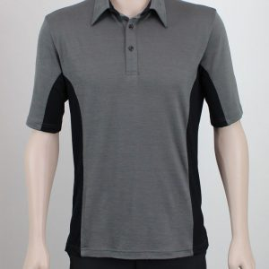 Totara Merino Polo Shirt By Loop Workwear NZ