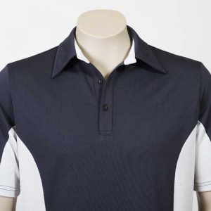 Totara Breathable Polo Shirt Men By Loop Workwear NZ