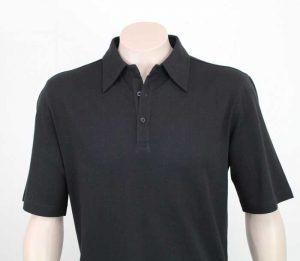 Pique Cotton Polo Close By Loop Workwear NZ