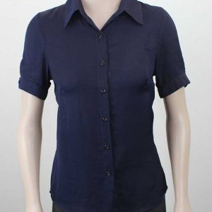 Tina Short Sleeve Corporate Shirt By Loop Workwear NZ
