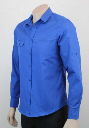 Isaac 2 in 1 Shirt Side By Loop Workwear NZ