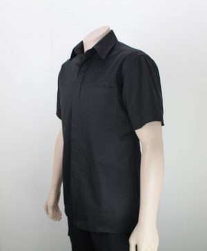 Tradesman Drill Work Shirt Loop Workwear NZ