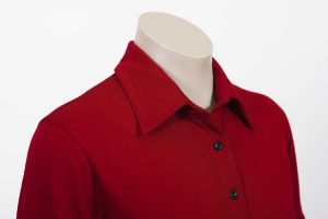 Ladies Merino Polo Detail By Loop Workwear NZ