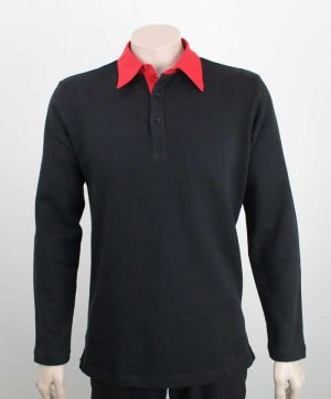 Trade Cotton Sweat Shirt Front By Loop Workwear NZ
