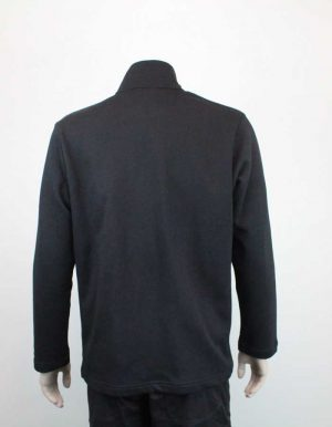 Wanaka Cotton Sweatshirt Back By Loop Workwear NZ