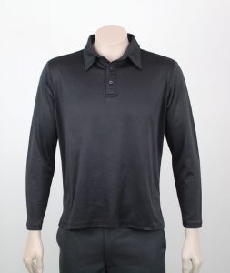 Bio Cotton Inner Polo LS By Loop Workwear NZ