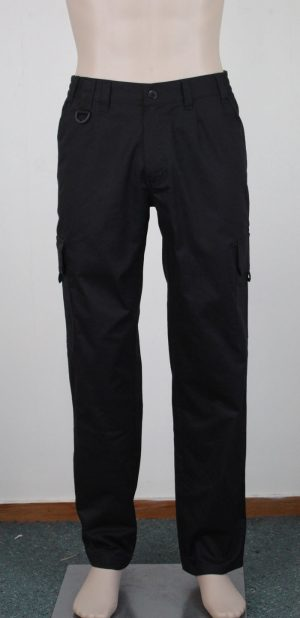 Tradesman Cargo Pants Front By Loop Workwear NZ