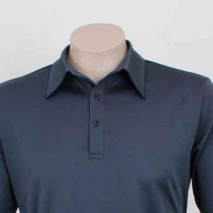 Self Stripe Recycled Polyester Corporate Polo From Loop Workwear NZ
