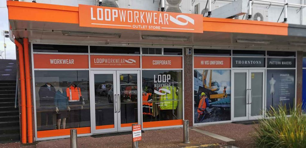 Loop Workwear NZ Outlet Shop