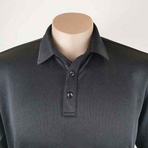 Lyocell Polo Shirt Close Up Loop Workwear NZ