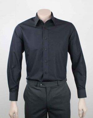 Big Men's Business Shirt