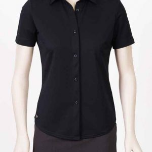 CO2 Ladies Company Shirt Black