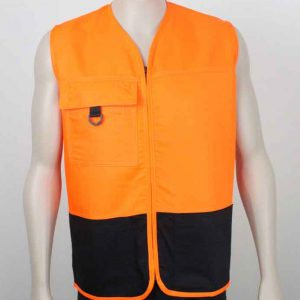 Hi Vis Vest With Pockets