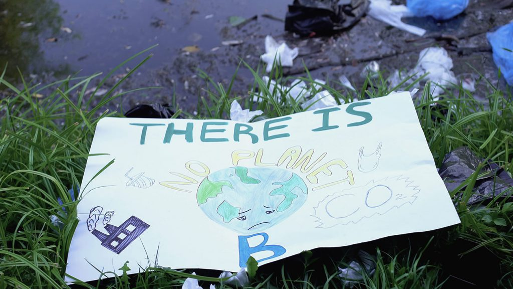 There is No Planet B - the imact we are having on the Earth