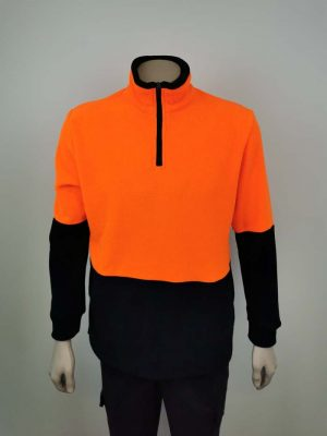 Hi Vis Fleece Pullover