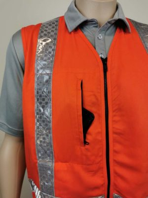 TTMC Vest With Zip Pocket