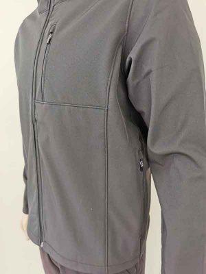 Soft Shell Jacket with Pockets
