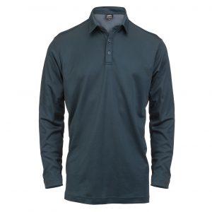 Men's Long Sleeve Polo