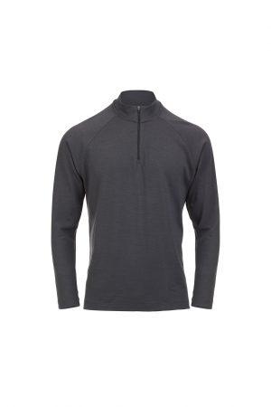 Merino Sweatshirt Charcoal