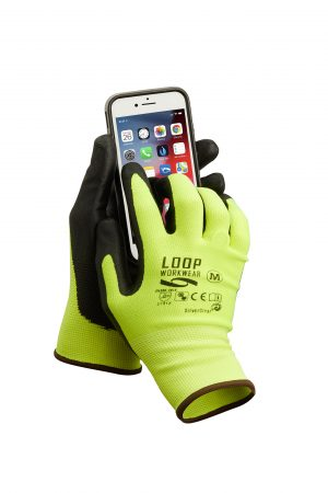 touchscreen safety gloves that work with iPhone