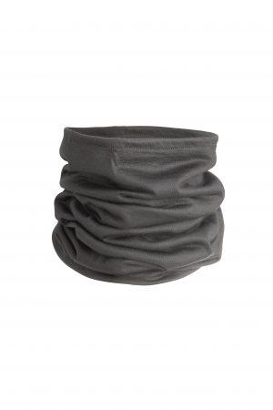 Merino Wool Neck Gaiter Charcoal