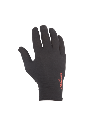 Gloves work with touch screen