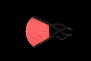 Reusable Antiviral Face Mask Hi Vis Pink