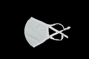 Reusable Antiviral Face Mask White