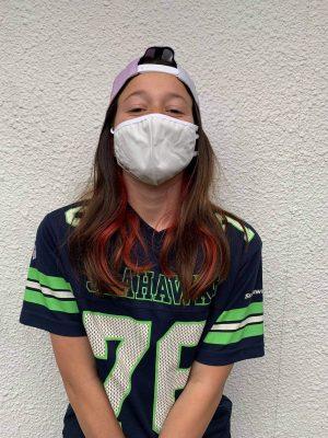 Reusable Kids Face Mask